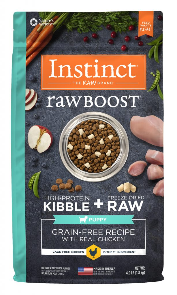 Instinct Raw Boost Puppy Food Chicken