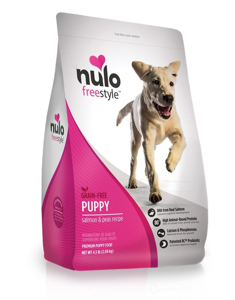 Nulo Puppy Food Grain-Free Dry - Salmon and Peas Recipe