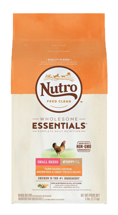 Nutro Wholesome Essentials Small Breed Puppy