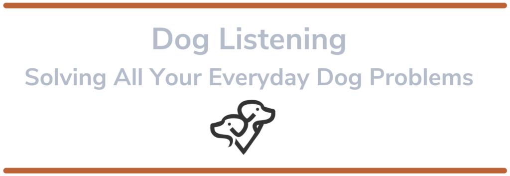 Dog Listening Online Course